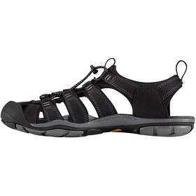 Keen Clearwater CNX Chaussures Homme, black/gargoyle